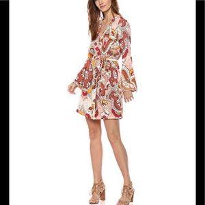 BCBG MaxAzria Dusty Rio Robe Dress